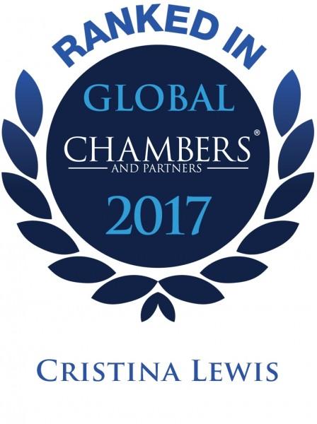 2017 - Chamber Global -Cristina Lewis