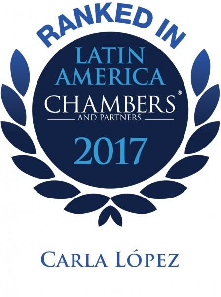 Chambers 2017- Carla Lopez