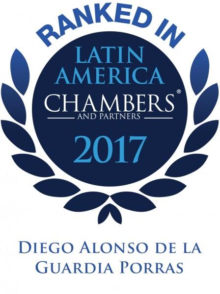Chambers 2017- Diego de la Guardia